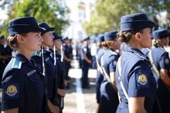 Hình ảnh các nữ học viên xinh đẹp của hàng không quân sự Nga