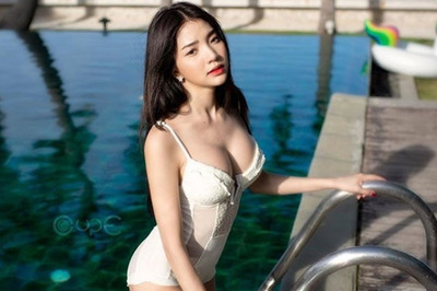 Dung mạo ngắm là yêu của 2 hot girl 'câu lạc bộ con gái đẹp nhất Thái Lan'