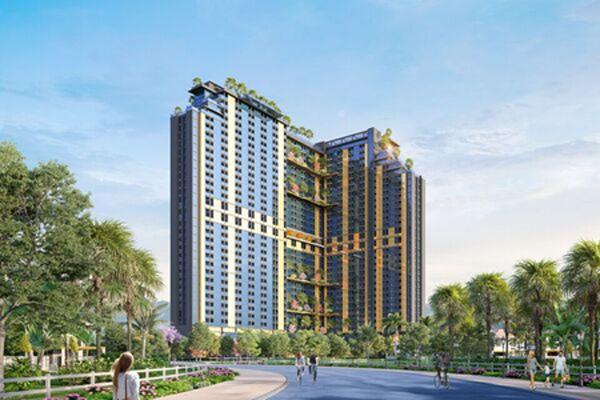 Căn hộ khách sạn khoáng nóng Thanh Thủy hút giới đầu tư