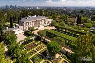 Choáng ngợp với căn biệt thự siêu rộng đắt nhất nước Mỹ