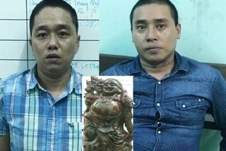 Chân tướng 2 thanh niên vào nhà dân trộm tượng phật ở Đà Nẵng