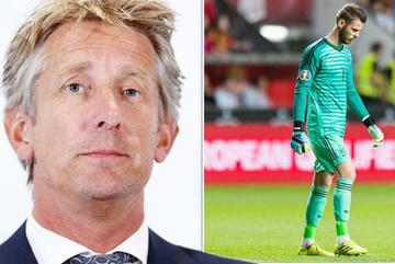 Van Der Sar cảnh báo nóng vị trí De Gea ở MU