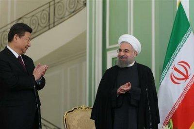"""Vì sao Iran-Trung Quốc """"liên thủ"""" đối phó với Mỹ?"""
