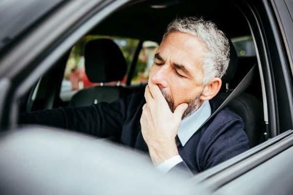 camera thông minh ngăn chặn tài xế ngủ ngật,công nghệ thông minh,tài xế ngủ gật