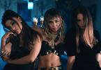 Ariana Grande và Miley Cyrus quậy tung MV nhạc phim 'Charlie's Angels'