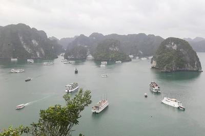 Vịnh Hạ Long - Top 5 điểm đến hấp dẫn nhất châu Á