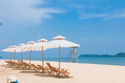 Đảo Cái Chiên - 'thiên đường du lịch' mới ở Quảng Ninh
