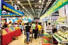 Hơn 400 gian hàng dự Hội chợ OCOP Khu vực phía Bắc - Quảng Ninh 2019
