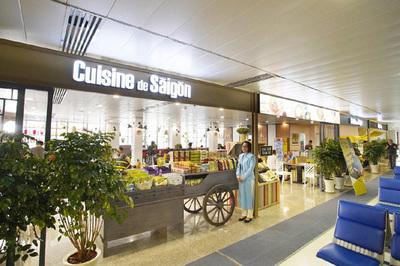 Cuisine De Saigon - trải nghiệm ẩm thực đặc sắc Sài thành ở… sân bay