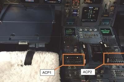 Máy bay hạ cánh khẩn cấp do phi công... làm đổ cà phê