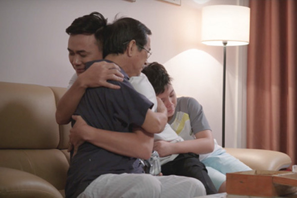 Phim ngắn 'Quà Trung thu của bố' gây xúc động cộng đồng mạng