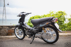 Honda Wave với dàn đồ chơi hơn trăm triệu tại Sài Gòn