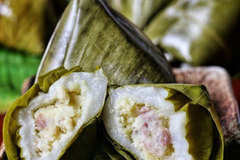 Banh rom dumpling a northern speciality
