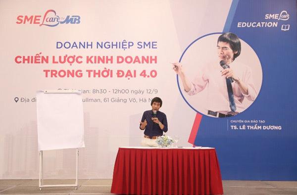 Chiến lược kinh doanh thời 4.0 cho doanh nghiệp SME