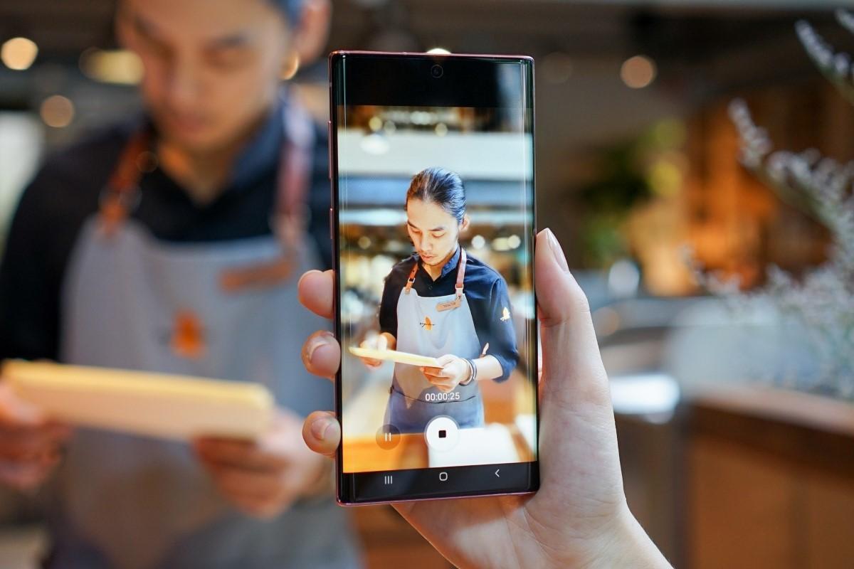 Galaxy Note10,iPhone 11,tính năng camera,nhiếp ảnh
