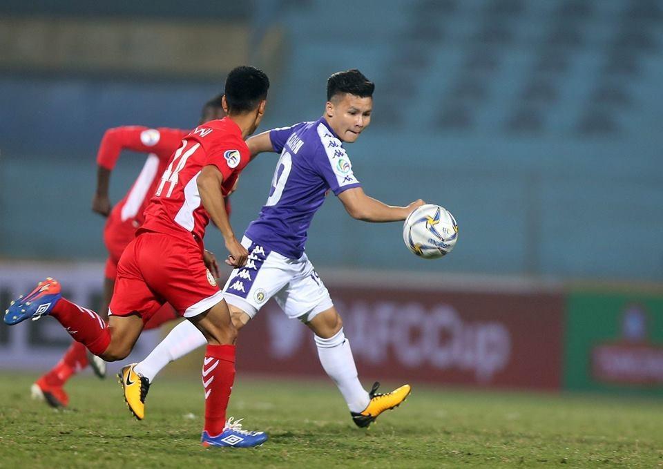Vòng 23 V-League: Nóng các cuộc đua nước rút