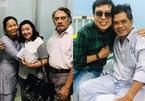 NSND Kim Cương vào viện thăm Mai Trần sau phẫu thuật động mạch vành