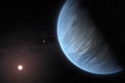 Phát hiện ra nước trên một hành tinh to gấp đôi Trái đất