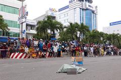 Danh tính người phụ nữ làm rơi túi chứa xác thai nhi xuống đường ở Kiên Giang