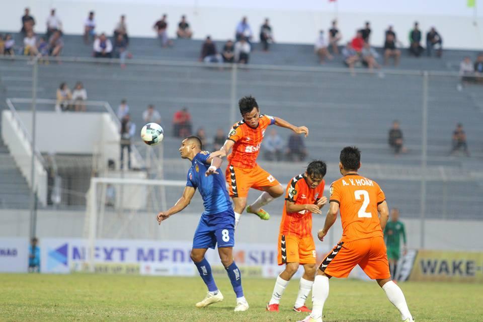 Trực tiếp Quảng Nam vs Đà Nẵng, Hải Phòng vs Khánh Hòa