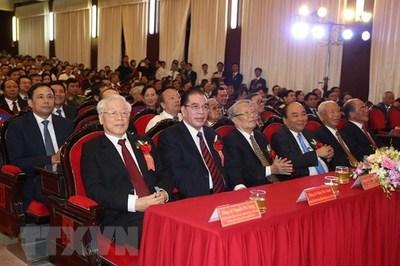 Học viện Chính trị quốc gia Hồ Chí Minh phải gương mẫu trong xây dựng Đảng