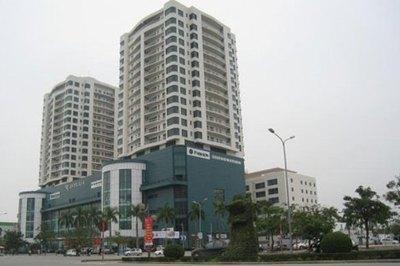 Rơi từ tầng cao tòa nhà Thùy Dương Plaza, người đàn ông Hải Phòng tử vong