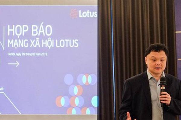 Bản thử nghiệm Mạng xã hội Lotus bắt đầu chạy từ 16/9