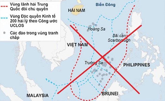 Thượng tôn pháp luật: Lời giải cho hòa bình Biển Đông