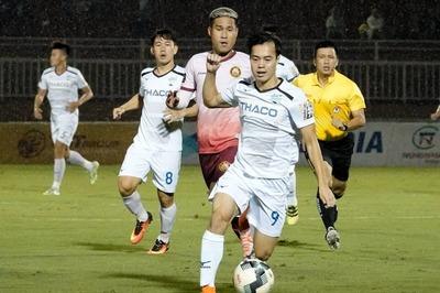 BXH V-League 2019 mới nhất: HAGL hưởng lợi từ Than Quảng Ninh