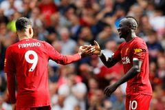 Mane và Salah bùng nổ, Liverpool đè bẹp Newcastle