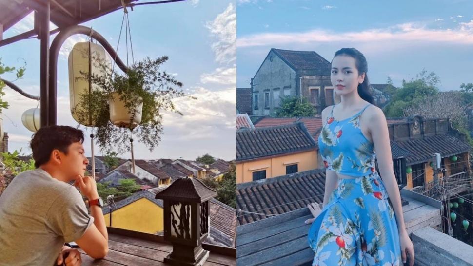 Ngô Kiến Huy bị nghi hẹn hò tình mới hậu chia tay Khổng Tú Quỳnh