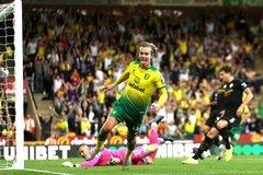Norwich gây địa chấn, đánh gục ĐKVĐ Man City