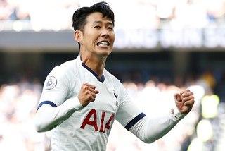 """Son Heung Min chói sáng, Tottenham đại thắng """"4 sao"""""""