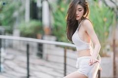 'Thiên thần triệu fan Thái Lan' mặc quá đỗi gợi cảm, khiến nam giới phải ngẩn ngơ
