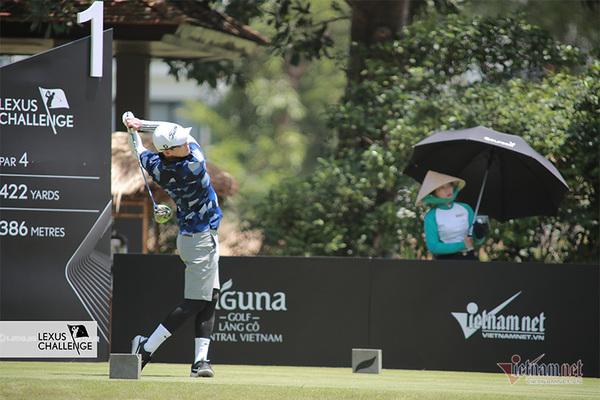 """Giải golf có tiền thưởng cao nhất Việt Nam """"nóng rực"""" trước giờ G"""