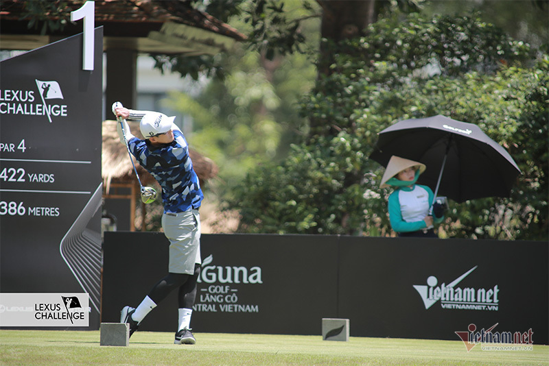 Giải golf có tiền thưởng cao nhất Việt Nam 'nóng rực' trước giờ G