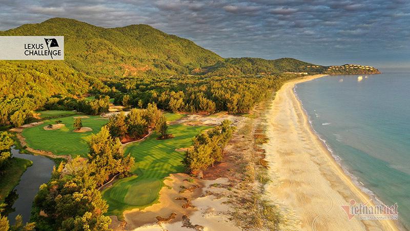 Giải golf Lexus Challenge 2019,golf