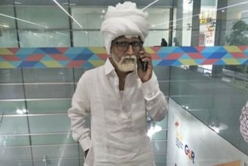 Thanh niên giả trang cụ già 80 tuổi để 'đi nhờ' hộ chiếu
