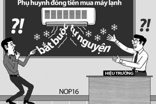 Chính phủ yêu cầu Bộ Giáo dục ngăn chặn lạm thu đầu năm