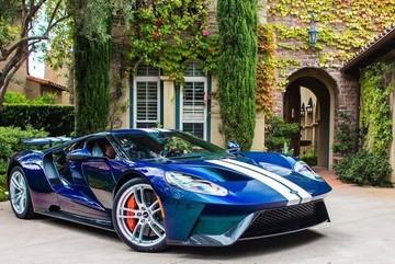Khám phá màu sơn đặc biệt trị giá hơn 2 tỷ đồng của Ford GT