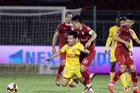 Nam Định 0-0 TPHCM, SLNA khiến Bình Dương choáng váng