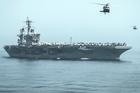 Iran cảnh cáo căn cứ, tàu chiến Mỹ 'trong tầm ngắm tên lửa'