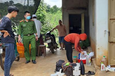 Nghi án chồng giết vợ rồi treo cổ tự tử ở Đắk Lắk