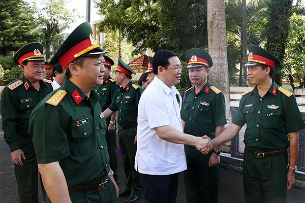 Phương án sắp xếp Binh đoàn 15, 16 của Bộ Quốc phòng