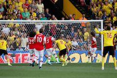 Watford 2-2 Arsenal: Chủ nhà vùng lên (H2)