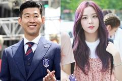 Rộ tin đồn thành viên BLACKPINK hẹn hò cầu thủ Son Heung Min
