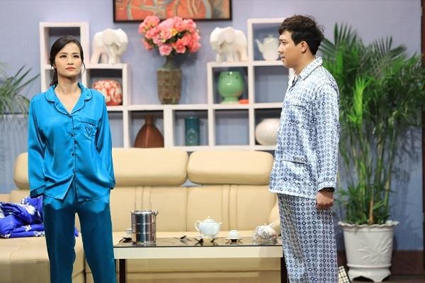 Trấn Thành 'tố' Đông Nhi đang hẹn hò Noo Phước Thịnh