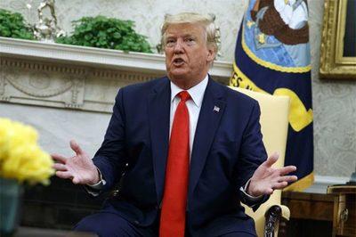 Ông Trump dọa trả đũa thủ phạm tấn công nhà máy dầu Ảrập Xêút