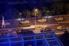 Xôn xao về dàn vũ khí 'khủng' tại buổi tổng duyệt diễu binh của TQ
