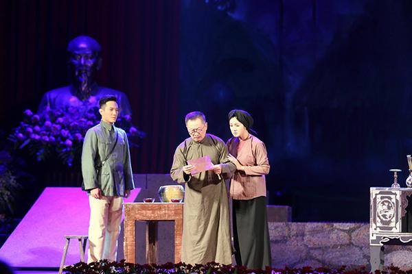 Bùi Bằng Đoàn,Chủ tịch Hồ Chí Minh,Bác Hồ